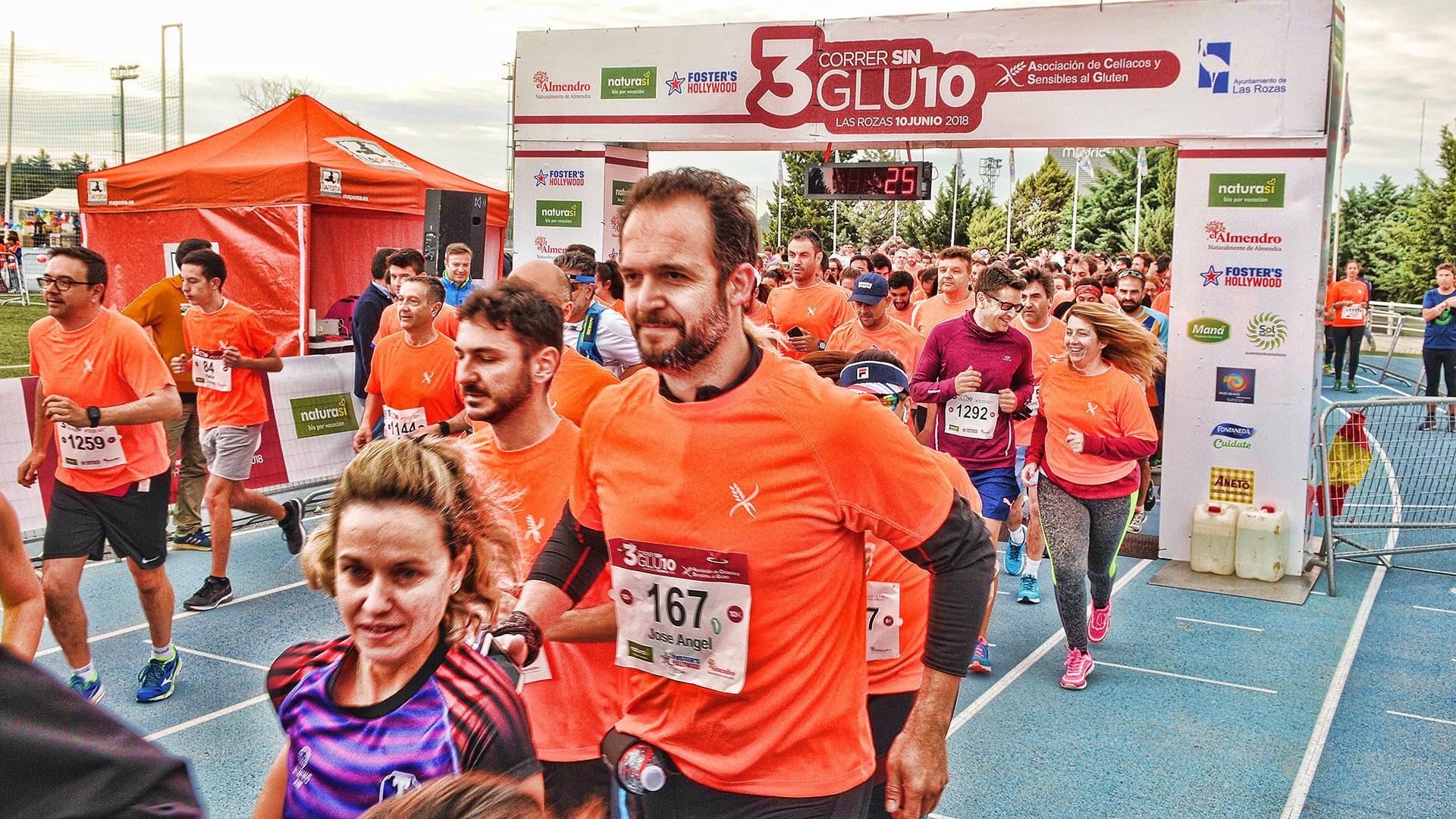 Correr sinGlu10